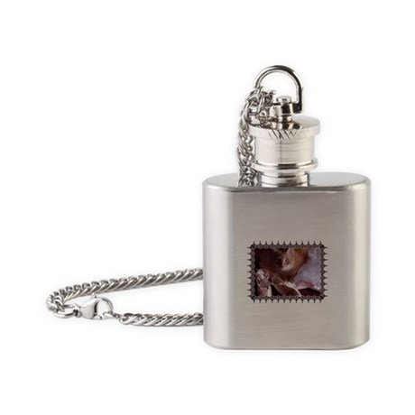 CAT-BALLET_TEE.png Flask Necklace