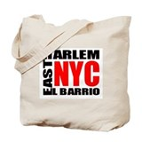 East Harlem NYC Tote Bag