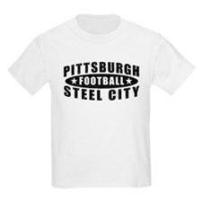 Steel City Football Kids T-Shirt