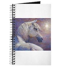 Christmas horse by Janet Ferraro