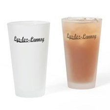 Lys-lez-Lannoy, Aged, Drinking Glass