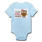 Little Cousin - Mod Owl Body Suit