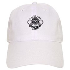 ICE ICE - IMMIGRATION & CUSTOMS Baseball Cap