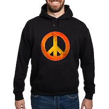 Peace on Fire Hoodie