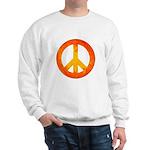 Peace on Fire Sweatshirt