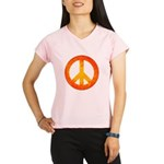 Peace on Fire Performance Dry T-Shirt