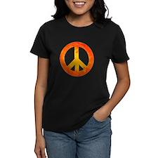 Peace on Fire Tee