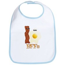 BFF - Bacon Egg Bib