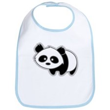 Cute Little Panda Bib
