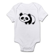 Cute Little Panda Infant Bodysuit
