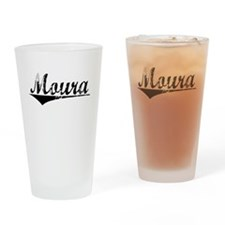 Moura, Aged, Drinking Glass