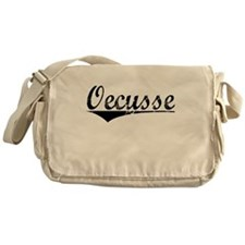 Oecusse, Aged, Messenger Bag