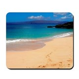 Little Beach (Mousepad)
