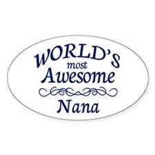 Nana Decal