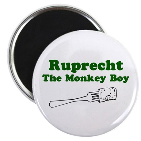 Ruprecht The Monkey Boy Magnet