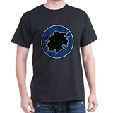 Sampdoria Black T-Shirt