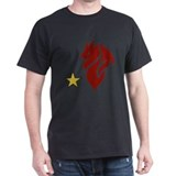 Milan Black T-Shirt