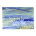 Sea Spray 5'x7'Area Rug