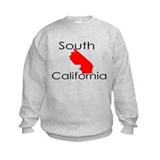 South California Red State Sweatshirt
