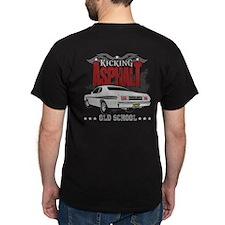 Kicking Asphalt - Demon T-Shirt