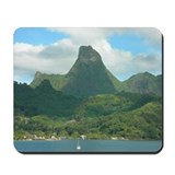 Moorea Mousepad