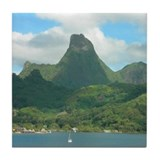 Moorea Tile Coaster