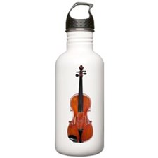 ViolaAlone.png Water Bottle