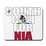 South California Mousepad