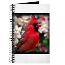 Cute North american birds Journal