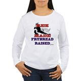 """Rez Made FryBread Raised"" T-Shirt"