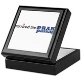 I survived the Drake Passage Keepsake Box