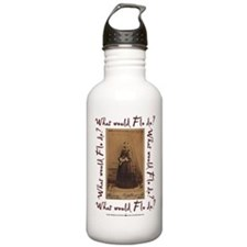 What would Flo Do? Water Bottle