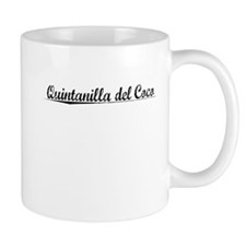 Quintanilla del Coco, Aged, Mug
