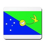 Christmas Islands Mousepad