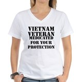 Vietnam Veteran Medicated For Your Protection Wome