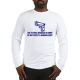Due to Price Increase on Ammo Long Sleeve T-Shirt