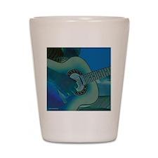 Acoustic Riffs Shot Glass