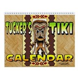 Tucker's Tiki- Wall Calendar