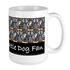 Australian Cattle Dog Fan Mug