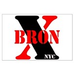 BronX NYC Large Poster