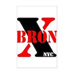 BronX NYC Mini Poster Print