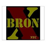 BronX NYC Small Poster
