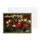 Retro Christmas Greeting Cards (Pk of 10)