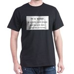 beawritertee.png Dark T-Shirt