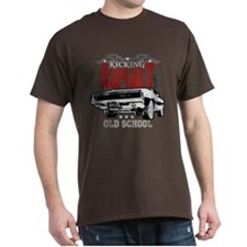 Kicking Asphalt - Charger T-Shirt