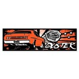 Duster Bumper Sticker