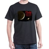 Revolve In Peace Pluto Black T-Shirt