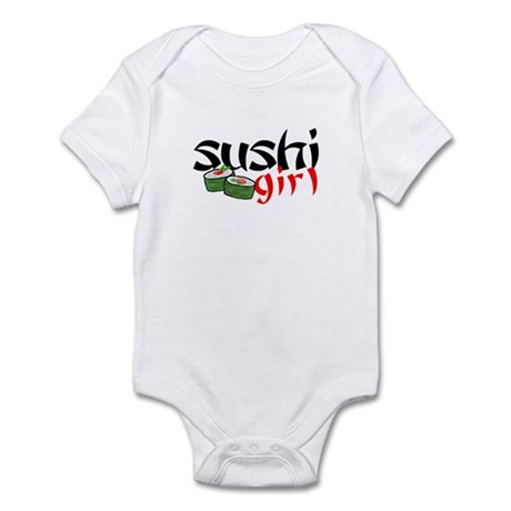 sushi girl Infant Creeper