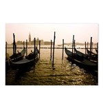 Gondola Venice Italy Postcards (Package of 8)