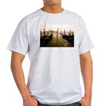 Gondola Venice Italy Light T-Shirt
